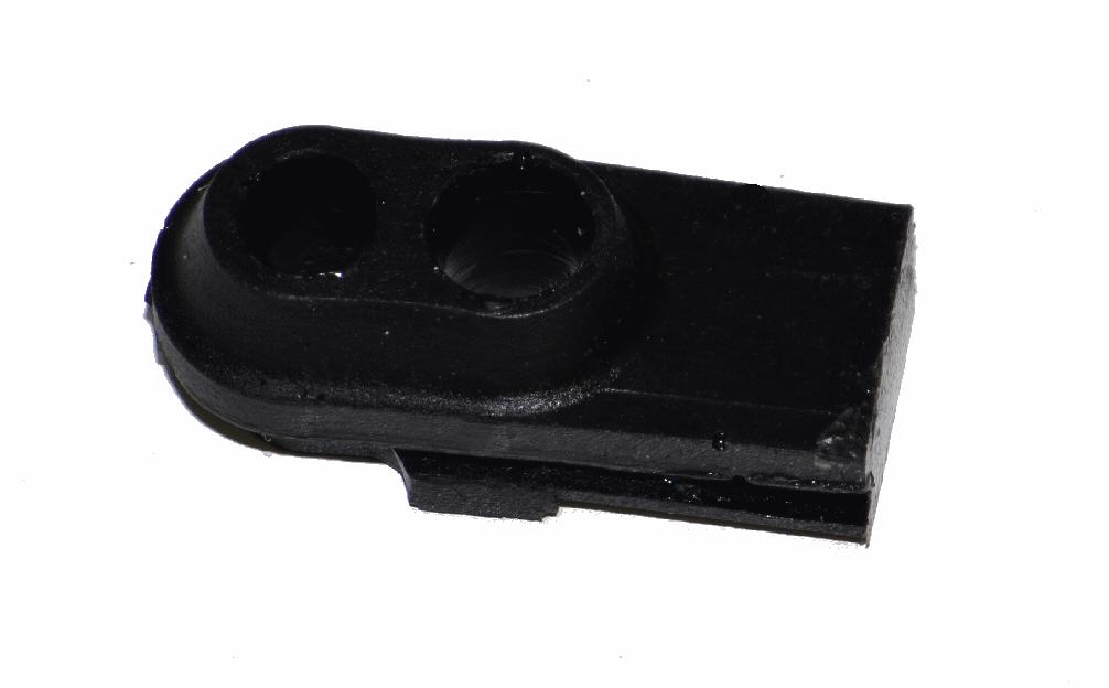 Hodaka Two Hole Electrical Case Grommet 903003