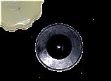 Hodaka Gas Tank Cap Seal Gasket - Large 949010