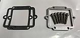 1982-2002 Kawasaki KX 125; 83-06 KDX 200 220 Torque Reed Spacer Kit