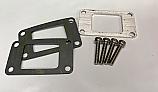1973 1974 Honda CR 250 CR250 Intake Manifold Spacer Kit