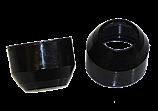 Hodaka Fork Dust Swipes Wipers 34mm Pair Hodaka 718709
